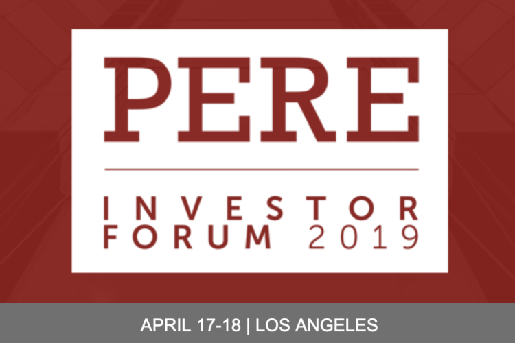 PERE Investor Summit in Los Angeles